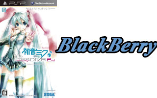Как установить Hatsune Miku: Project DIVA 2nd for PSP на Blackberry