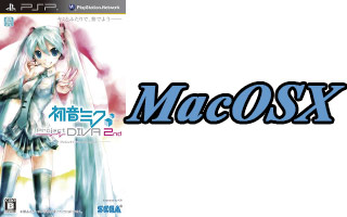 ??? ?????????? Hatsune Miku: Project DIVA 2nd for PSP ?? MacOSX