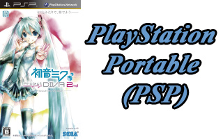 Как установить Hatsune Miku: Project DIVA 2nd for PSP на PlayStation Portable