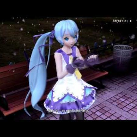 Hatsune Miku - Stoibo Nights - Project Diva