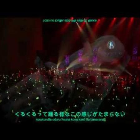 (English subtitle) Hatsune Miku Live Party 2011 in SAPPORO - 1080p