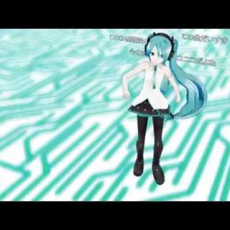 Hatsune Miku - Tell Your World - PV