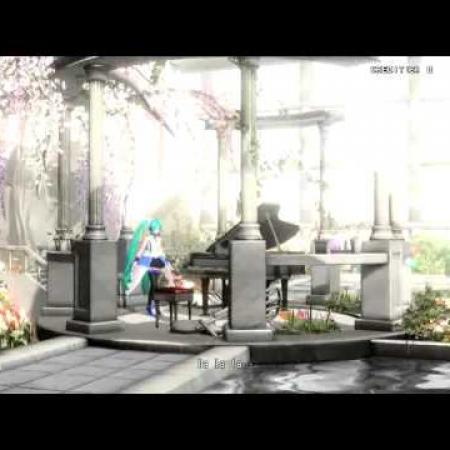 Hatsune Miku -  Absolunote - Project DIVA